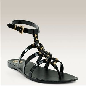 Tory Burch Jelly Vaughn Gladiator Sandals